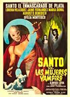 Samson vs. the Vampire Women - 27 x 40 Movie Poster - Style A