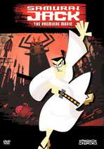 Samurai Jack - 27 x 40 Movie Poster - Style A