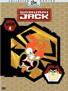 Samurai Jack - 11 x 17 Movie Poster - Style B