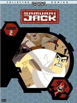 Samurai Jack - 27 x 40 Movie Poster - Style D