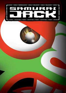 Samurai Jack - 11 x 17 Movie Poster - Style E