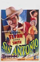 San Antonio - 11 x 17 Movie Poster - Belgian Style A