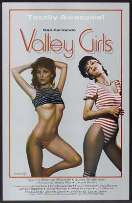 San Fernando Valley Girls - 27 x 40 Movie Poster - Style A