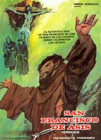 San Francisco de As�s, vida y obra - 11 x 17 Movie Poster - Spanish Style A