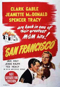 San Francisco - 11 x 17 Movie Poster - Australian Style A