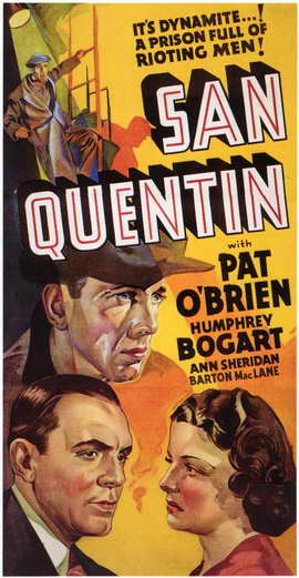 San Quentin - 11 x 17 Movie Poster - Style A