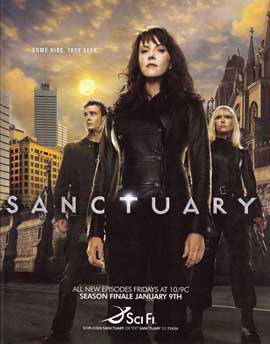 Sanctuary - 27 x 40 TV Poster - Style A
