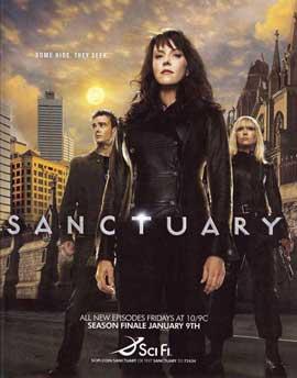 Sanctuary - 27 x 40 TV Poster - Style A