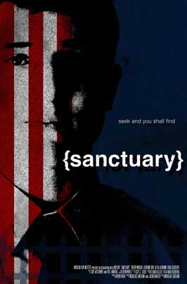 Sanctuary - 43 x 62 Movie Poster - Bus Shelter Style A