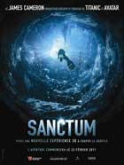 Sanctum - 11 x 17 Movie Poster - French Style A