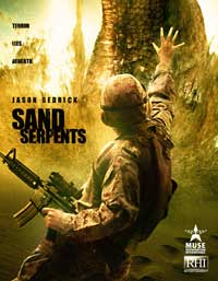 Sand Serpents (TV) - 27 x 40 Movie Poster - Style A