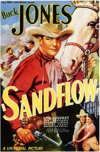 Sandflow - 11 x 17 Movie Poster - Style A