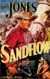 Sandflow - 11 x 17 Movie Poster - Style B