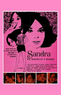 Sandra - 11 x 17 Movie Poster - Style A