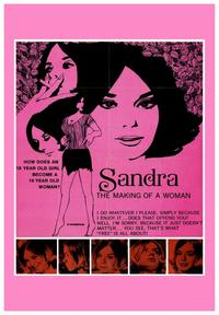 Sandra - 43 x 62 Movie Poster - Bus Shelter Style A