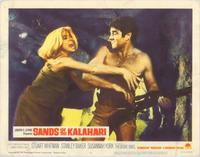 Sands of the Kalahari - 11 x 14 Movie Poster - Style D