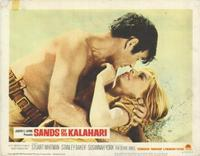 Sands of the Kalahari - 11 x 14 Movie Poster - Style C