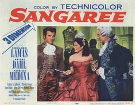 Sangaree - 11 x 14 Movie Poster - Style E