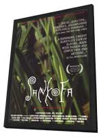 Sankofa - 11 x 17 Movie Poster - Style A - in Deluxe Wood Frame