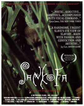 Sankofa - 27 x 40 Movie Poster - Style A