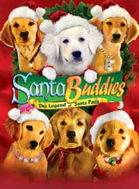 Santa Buddies - 11 x 17 Movie Poster - Style A