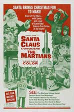 Santa Claus Conquers the Martians - 27 x 40 Movie Poster - Style B