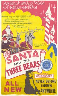 Santa Claus - 11 x 17 Movie Poster - Style B