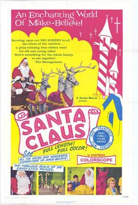 Santa Claus - 11 x 17 Movie Poster - Style A