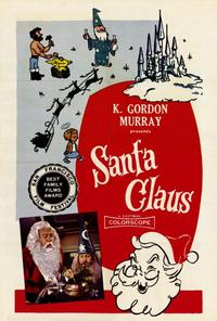Santa Claus - 27 x 40 Movie Poster - Style A