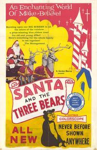 Santa Claus - 27 x 40 Movie Poster - Style B