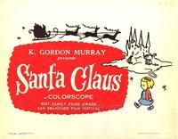 Santa Claus - 22 x 28 Movie Poster - Half Sheet Style A