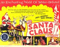 Santa Claus - 22 x 28 Movie Poster - Half Sheet Style B