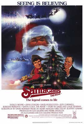 Santa Claus: The Movie - 27 x 40 Movie Poster - Style A
