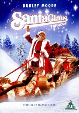 Santa Claus: The Movie - 11 x 17 Movie Poster - Style D