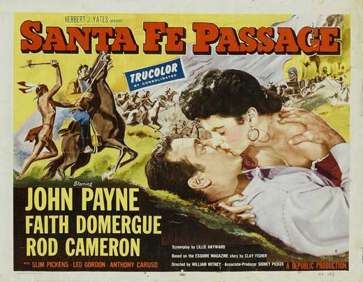 santa fe passage movie posters from movie poster shop