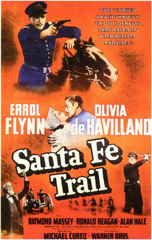 Santa Fe Trail (motion picture)