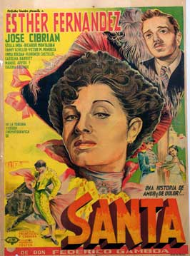 Santa - 11 x 17 Movie Poster - Spanish Style A