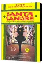 Santa Sangre - 27 x 40 Movie Poster - Style B - Museum Wrapped Canvas