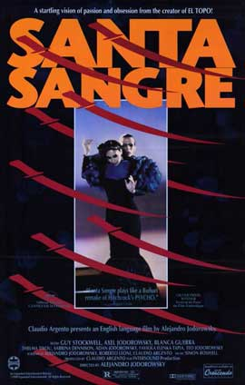 Santa Sangre - 11 x 17 Movie Poster - Style A