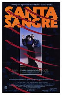 Santa Sangre - 43 x 62 Movie Poster - Bus Shelter Style A