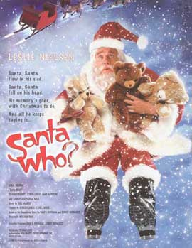 Santa Who - 11 x 17 Movie Poster - Style A