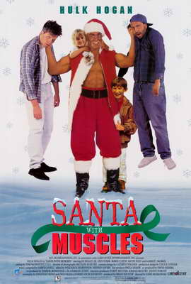 Santa with Muscles - 11 x 17 Movie Poster - Style A