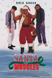 Santa with Muscles - 43 x 62 Movie Poster - Bus Shelter Style A