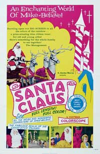 Santa's Enchanted Village - 11 x 17 Movie Poster - Style A