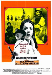 Santee - 11 x 17 Movie Poster - Spanish Style A