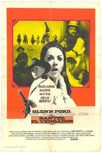 Santee - 27 x 40 Movie Poster - Spanish Style A