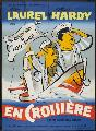 Saps at Sea - 11 x 17 Movie Poster - French Style B
