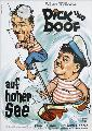 Saps at Sea - 11 x 17 Movie Poster - German Style A