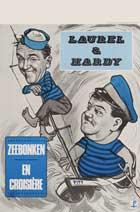 Saps at Sea - 27 x 40 Movie Poster - Belgian Style C