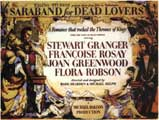 Saraband for Dead Lovers - 43 x 62 Movie Poster - Bus Shelter Style A